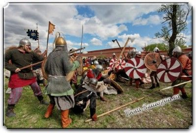 Зимний эль викингов